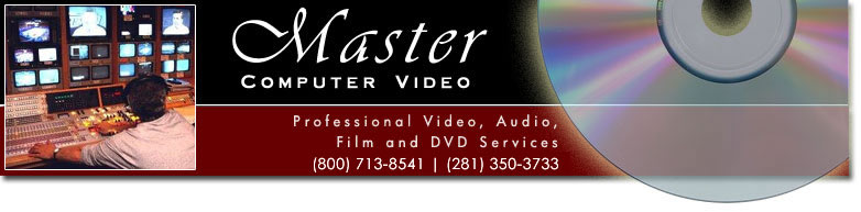 Master Computer & Video